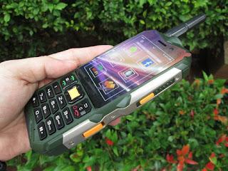 Hape Antik Android Keypad Prince PC118 Powerbank Strong Signal
