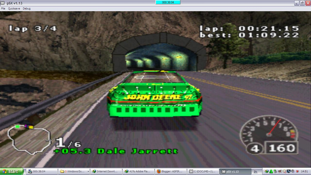 MKS Network: Nascar Rumble Full With Cheat (Game PS1-MediaFire)