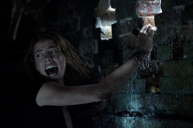 "Jacarés famintos aterrorizam Kaya Scodelario no trailer de ""Predadores Assassinos"""