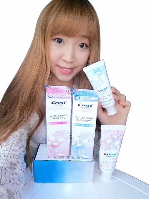 - 24463204 10212368546823233 981723356 o - 美白牙齒必用→Crest 3D White 溫和美白牙膏