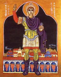 ΑΓΙΟΣ ΘΕΟΔΟΣΙΟΣ, 17 ΙΑΝΟΥΑΡΙΟΥ, ΕΚΚΛΗΣΙΑ,