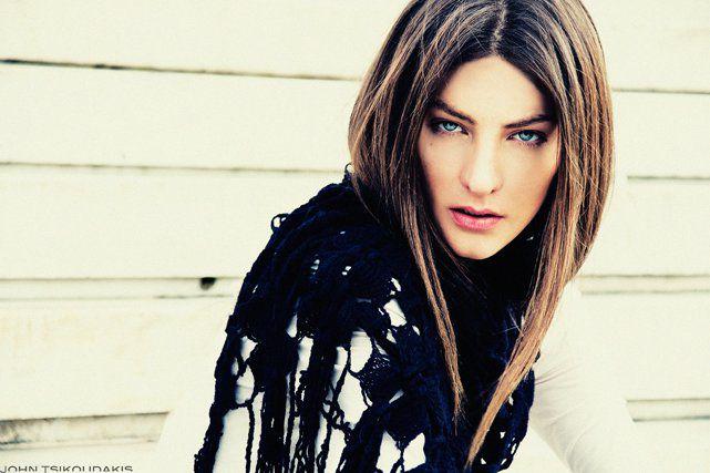 [Photos] Iliana Papageorgiou - Miss Greece Universe 2011