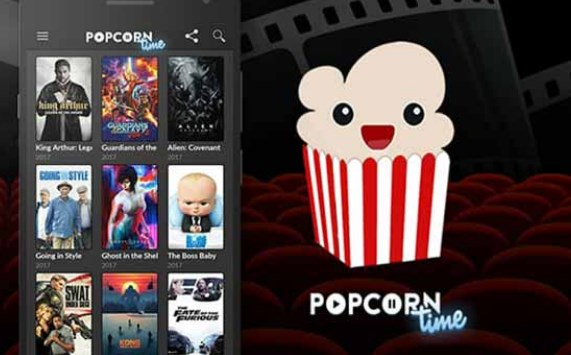 Popcorn Time Free Download on Android App