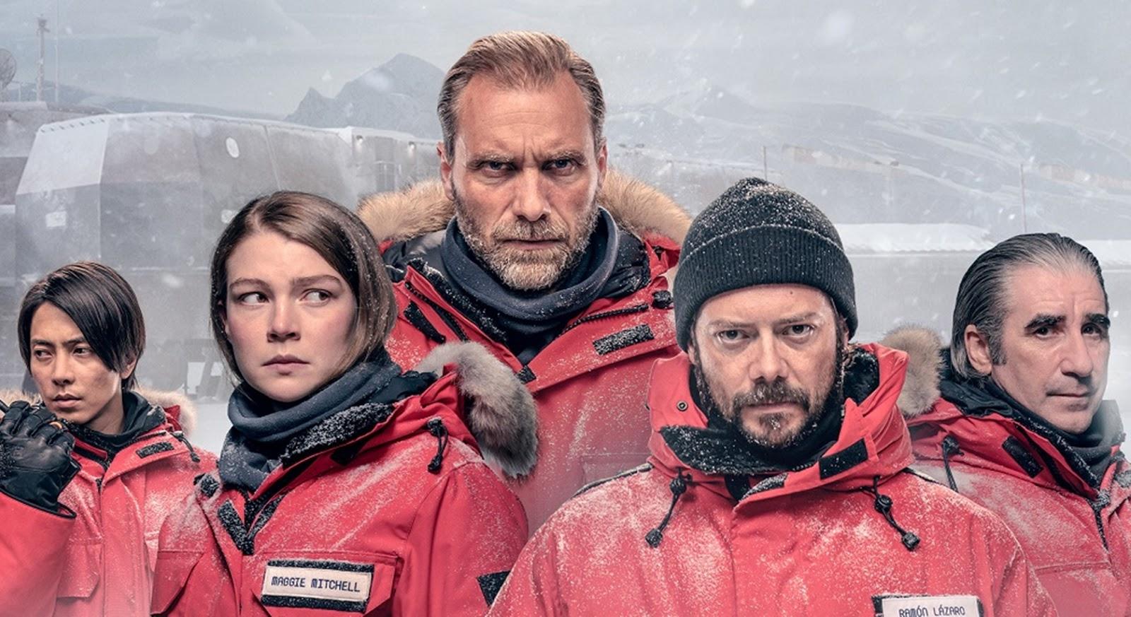 The Head: Mistério na Antártida | Série traz suspense e uma narrativa empolgante