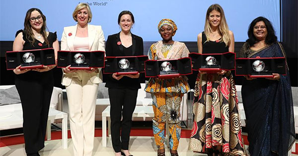 2017 Cartier Women's Initiative Awards winners