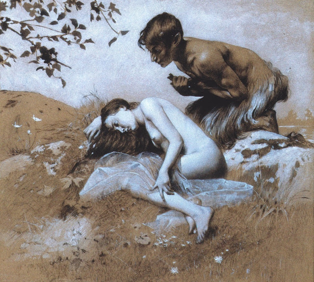 Koloman Moser - L'amore - arte