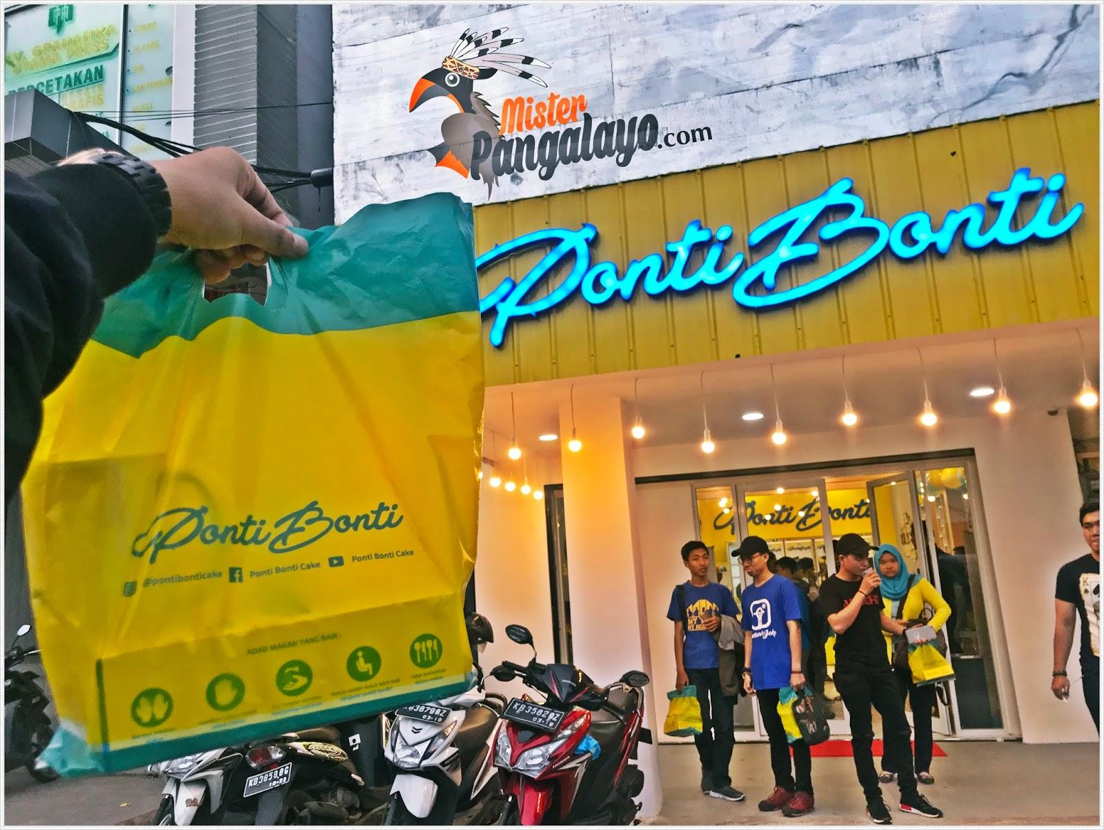 Ponti Bonti Cake by Hengky Kurniawan