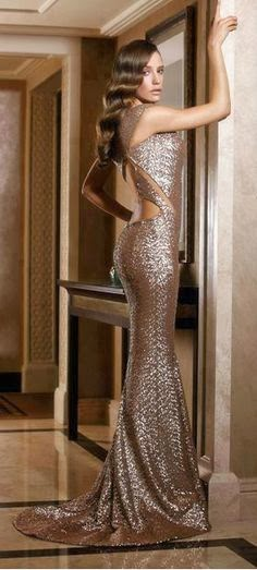 Long Maxi Evening Dress