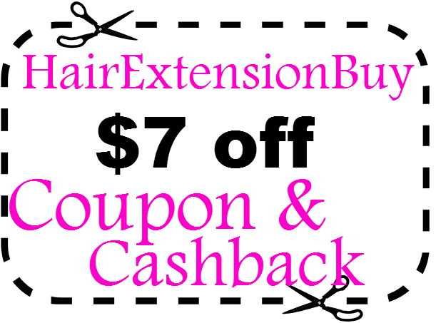 HairExtensionBuy Promo Code $7 off March, April, May, June, July, August 2016, 2017