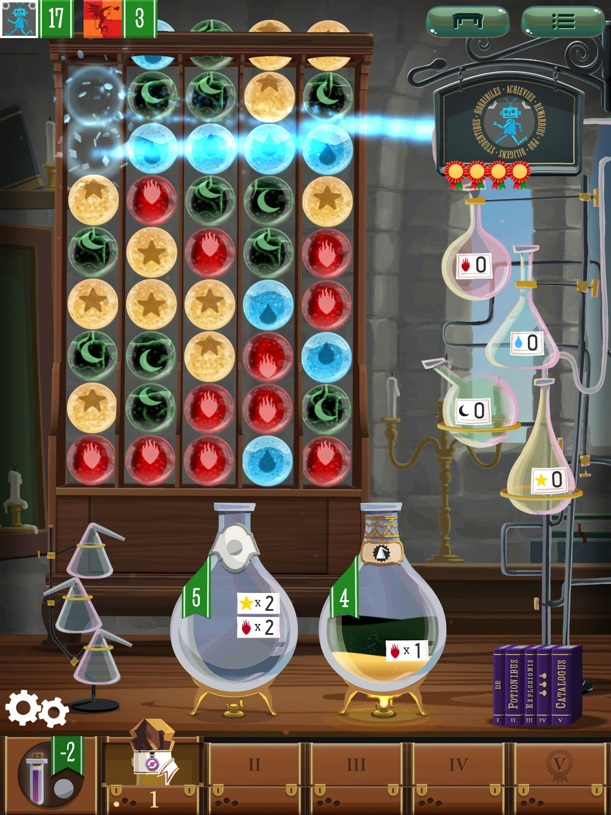 Potion Explosion app review iphone ipad