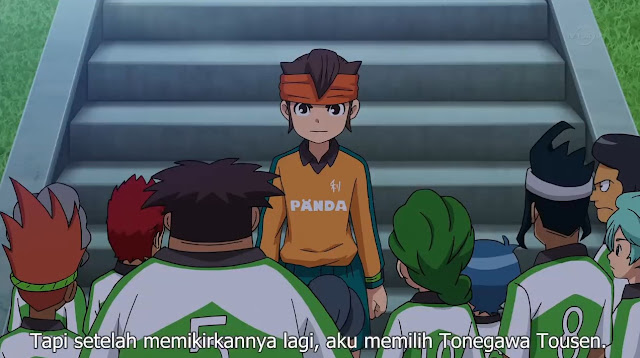 Inazuma Eleven Ares no Tenbin Episode 22 Subtitle Indonesia