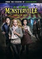 R.L. Stines Monsterville: The Cabinet of Souls (2015) online y gratis