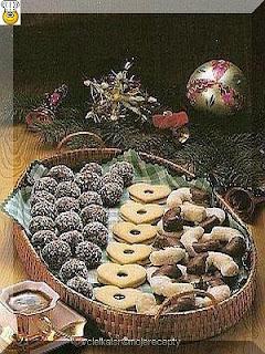 Drobné Vianočné pečivo