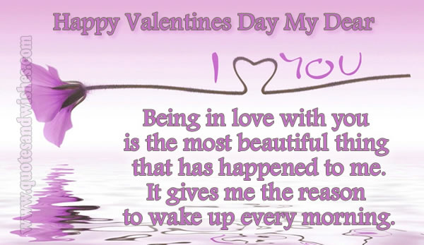 Happy Valentineu0027s Day 2017 Quotes In English: