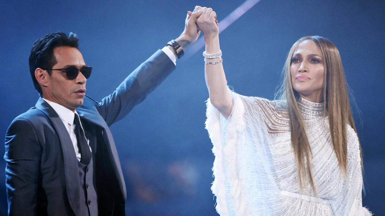"""Jennifer Lopez lanza nueva versión de """"Olvídame y Pega la Vuelta"""" junto a Marc Anthony"""
