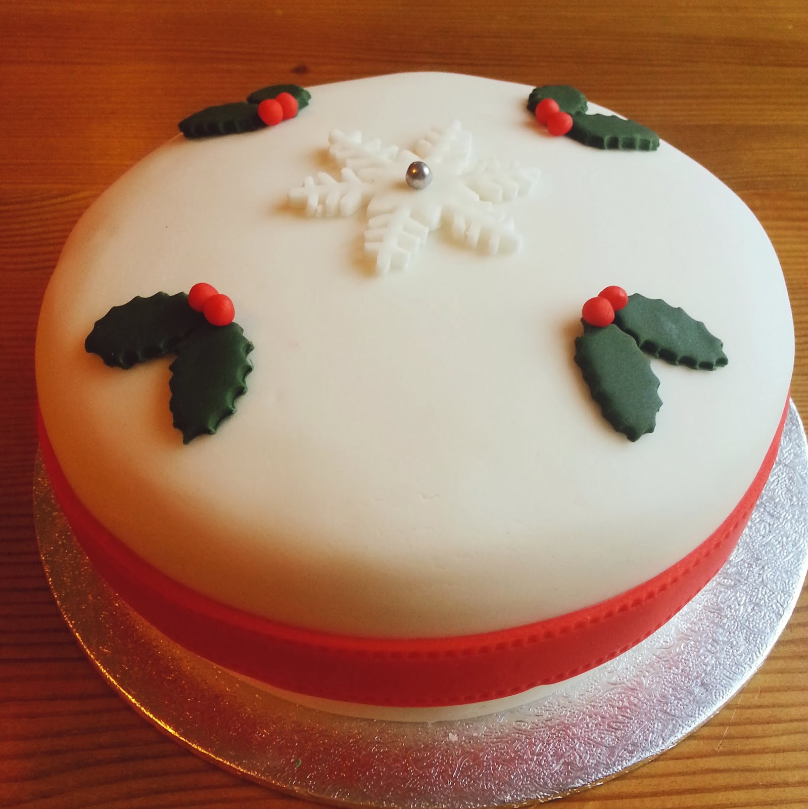 cake decorating blogspot ideas for decorating a christmas cake without icing 10142