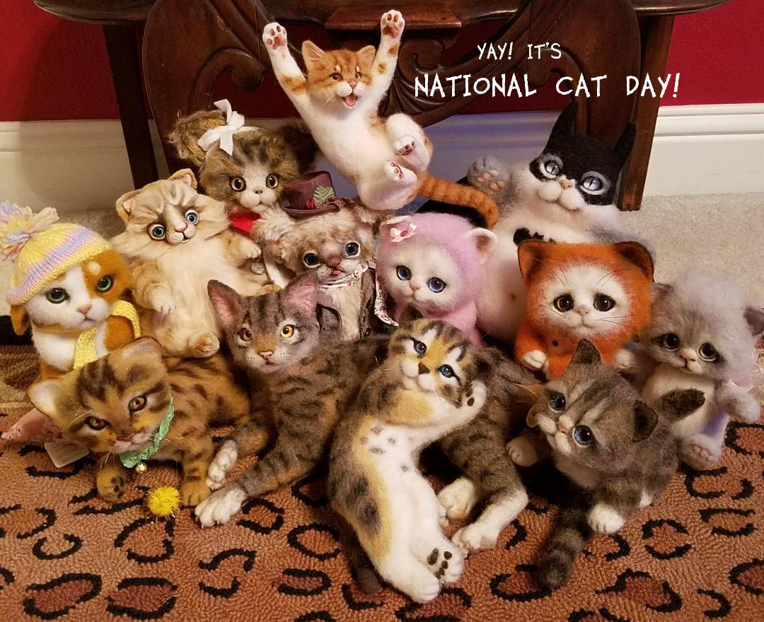 ABOUT NATIONAL CAT GROOMERS INSTITUTE Our goal as a professional organization is to offer the best possible products education and services for cat groomers of all