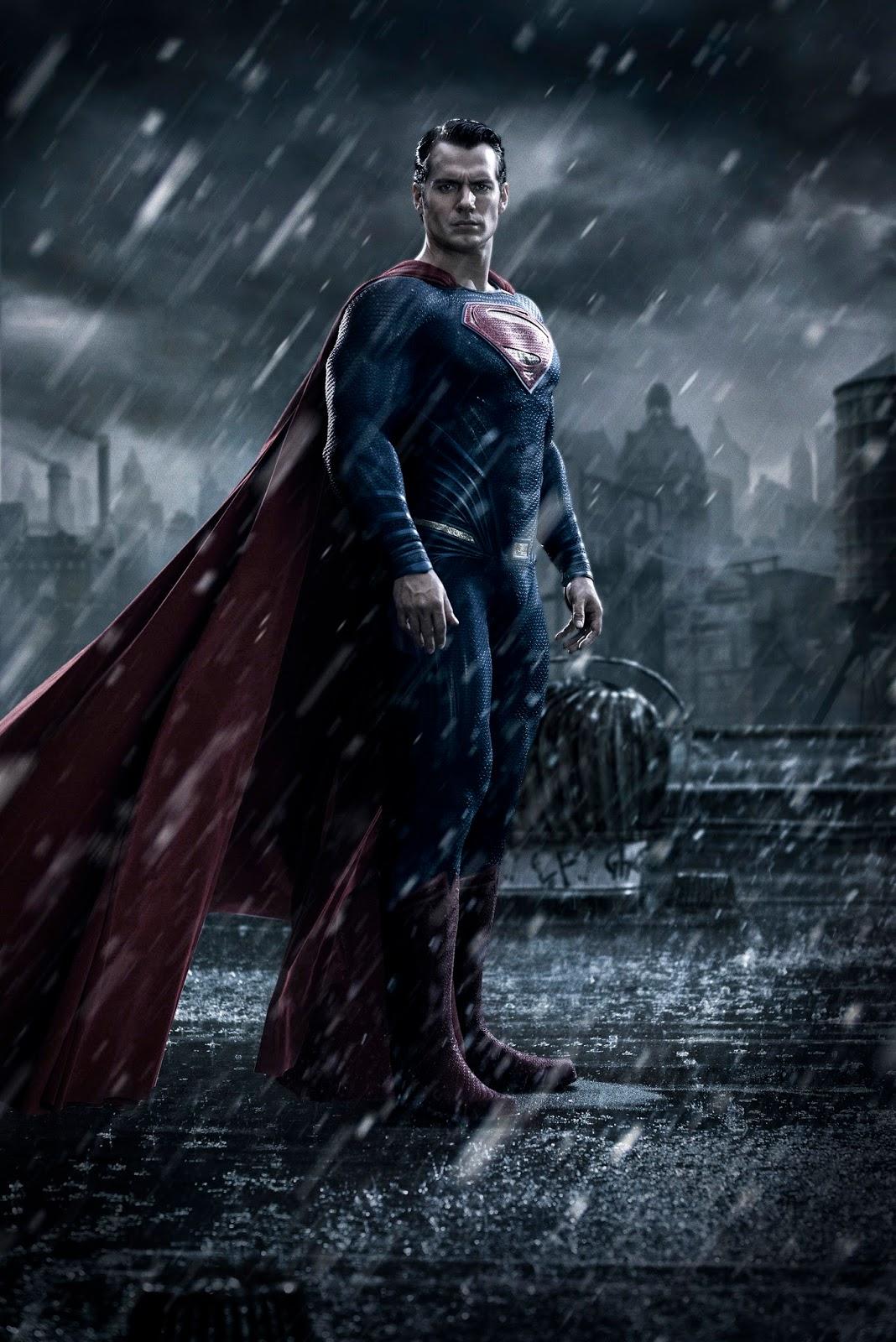 Prima imagine cu Henry Cavill în rolul lui Superman din Batman v Superman: Dawn Of Justice