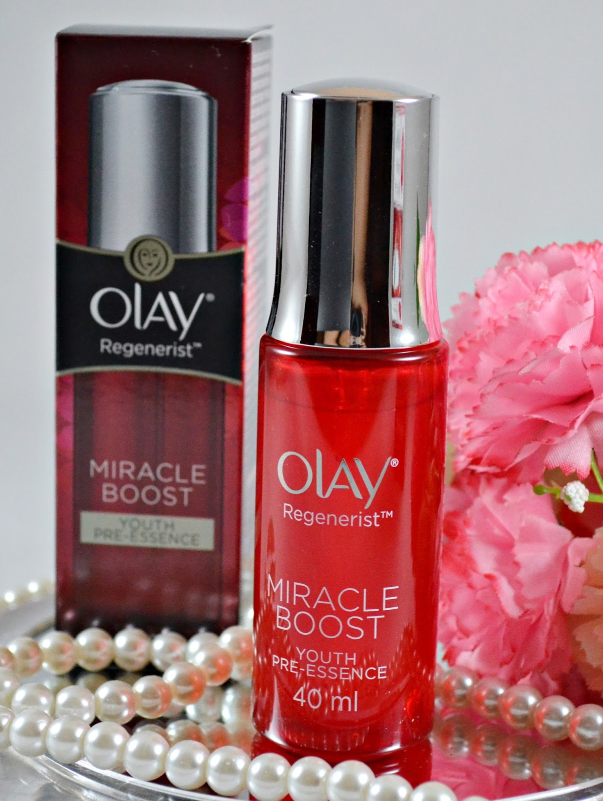 Product Review Olay Regenerist Miracle Boost And Micro Sculpting Sclupting Serum By An Error Occurred