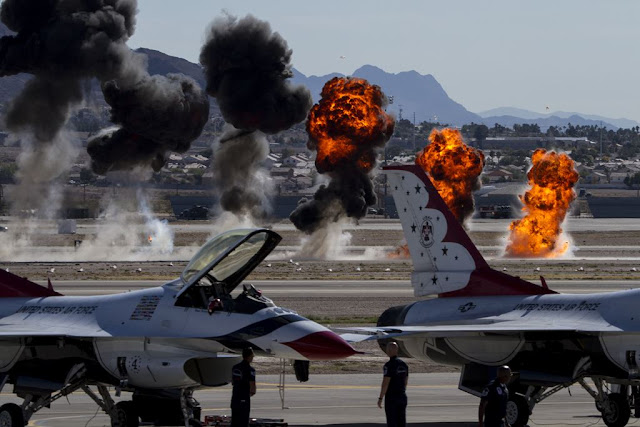 Nellis Aviation Nation Air Show