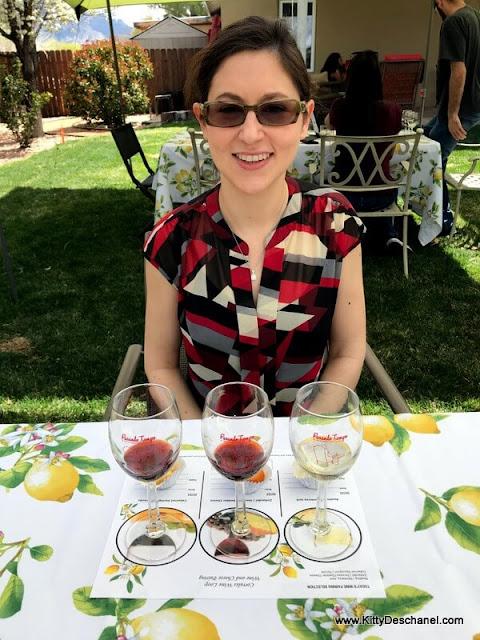 Pasando Tiempo winery