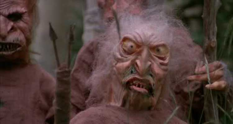 The ridiculous evil goblins from the cult movie Troll 2.