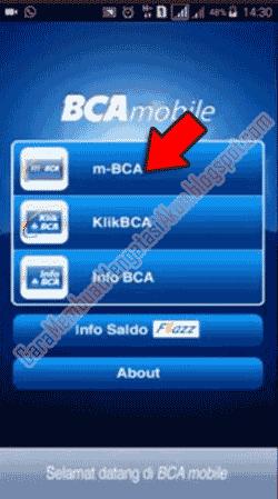 cara mengaktifkan bca mobile banking