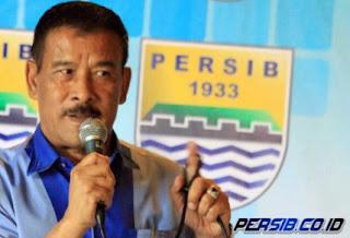 Persib Bandung Tetap Akan Berangkat ke Jakarta