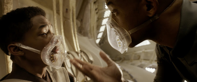 After Earth - Will & Jaden Smith during crash | A Constantly Racing Mind