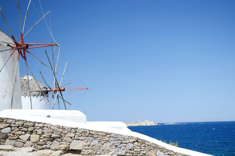 Mykonos Greece travel diary