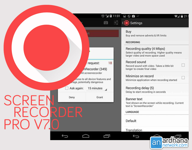 Screen Recorder Pro