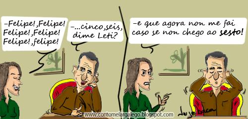 Felipe, e VI!