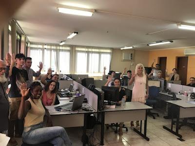 45 trabalhadores da Programarte garantem PLR de 2018