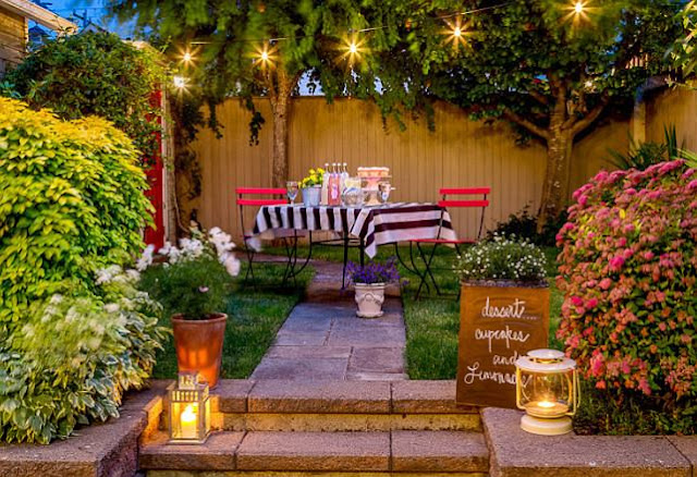 Practical Backyard Landscaping Ideas 2016 for small space