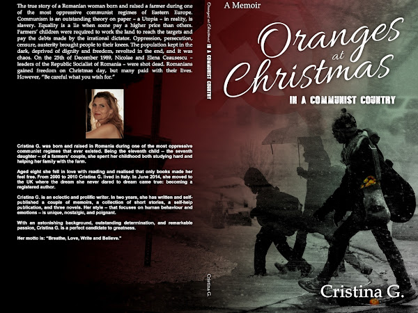 Oranges at Christmas in a Communist Country – A Memoir