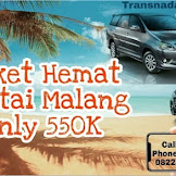 Travel Terbaik dan Termurah di Kota Malang