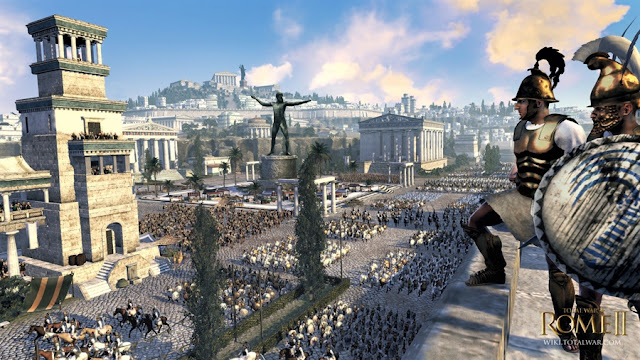 Total War ROME 2 Emperor Edition Download Photo