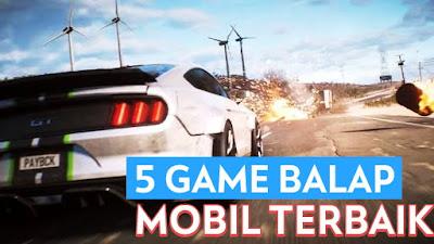 5 Game Balap Android Terbaik