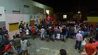 Homicídio registrado na noite deste domingo em Cuité