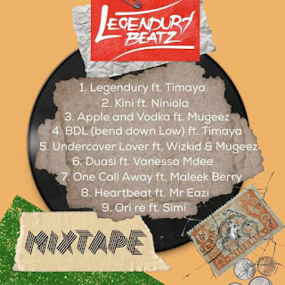 Legendury Beatz Ft Wizkid & Mugeez - Undercover Lover .mp3