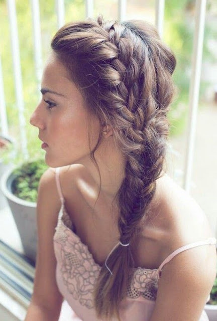 large side braid