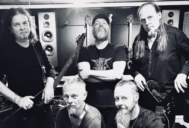Candlemass con Johan Längqvist