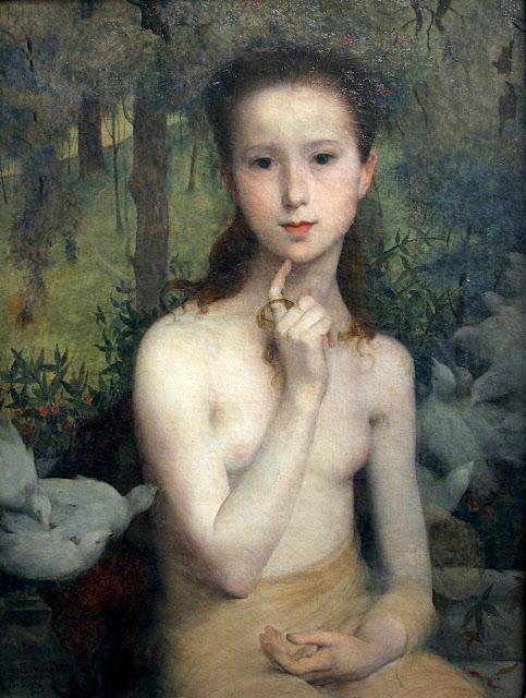 Eliseu Visconti - Gioventù