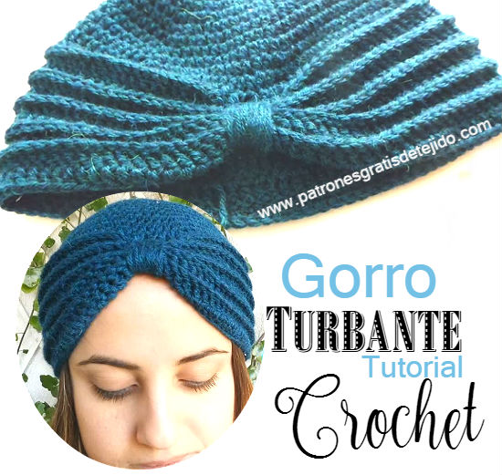 como-tejer-turbante-crochet