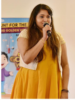 Anuradha Bhat at BIG Golden Voice Junior in Bengalore by 92.7 BIG FM