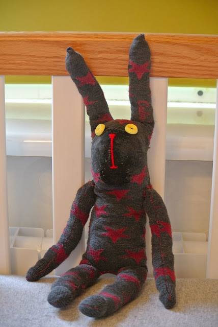 bunny sock stars
