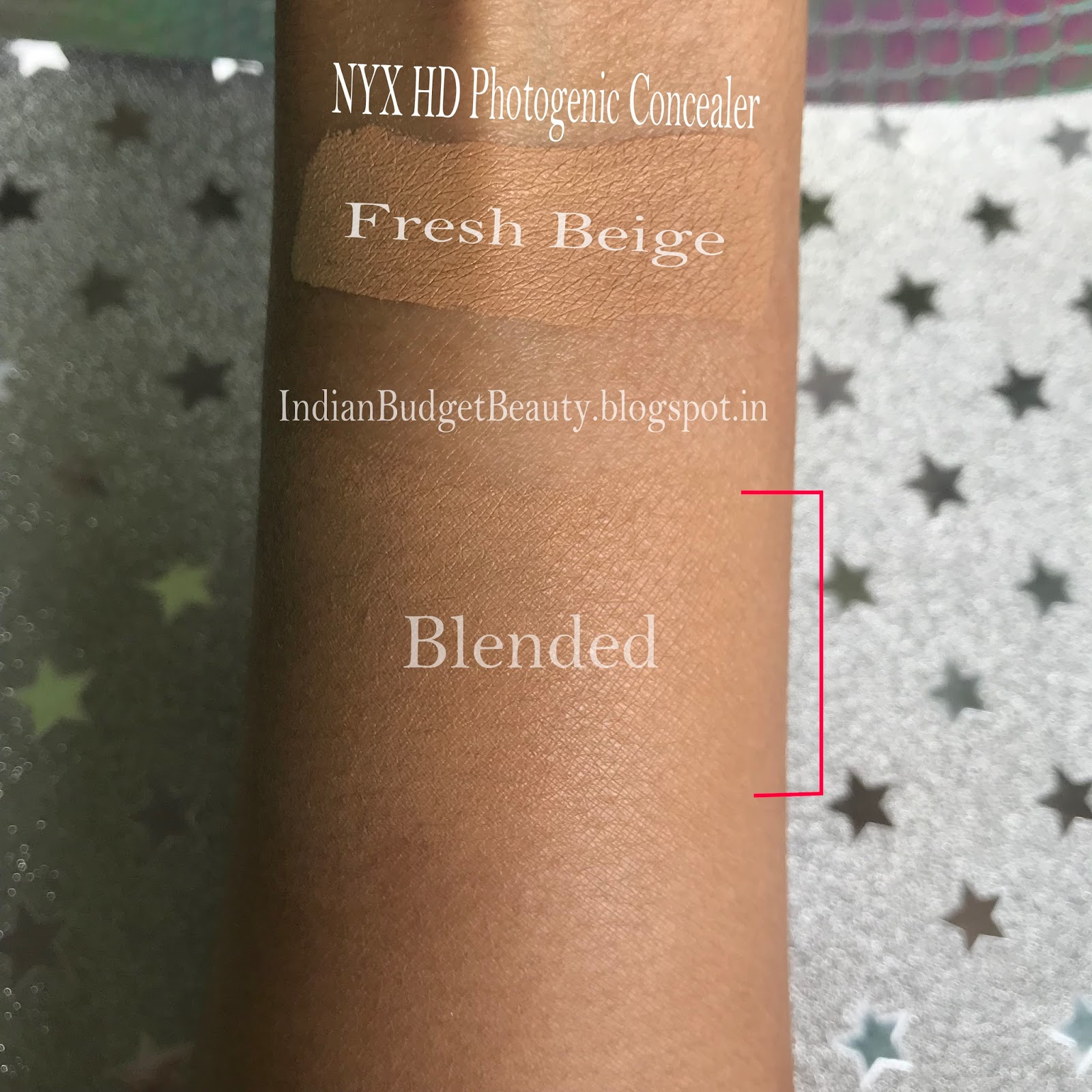 NYX HD Studio Photogenic Concealer Wand - Fresh Beige (CW ...