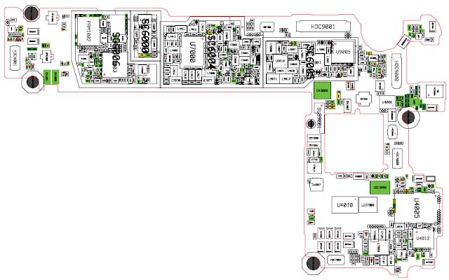 Schematic Samsung Galaxy S7 Sm