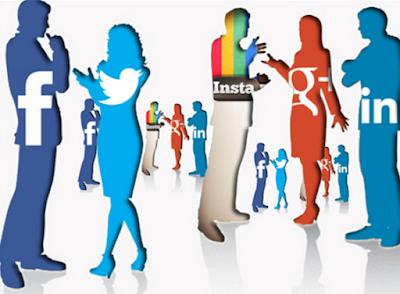 saling berbagi ilmu melalui sosial media