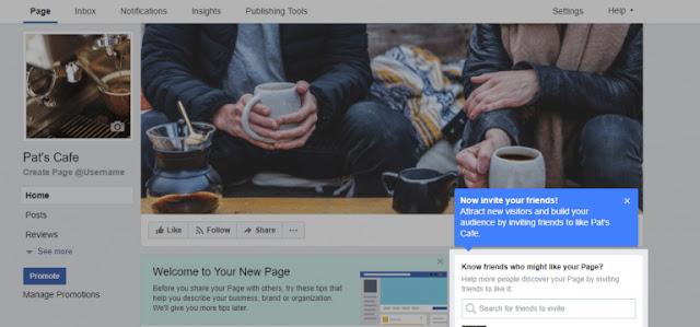 كيفية  إنشاء صفحة على الفيس بوك في 6 خطوات بسيطة 2019